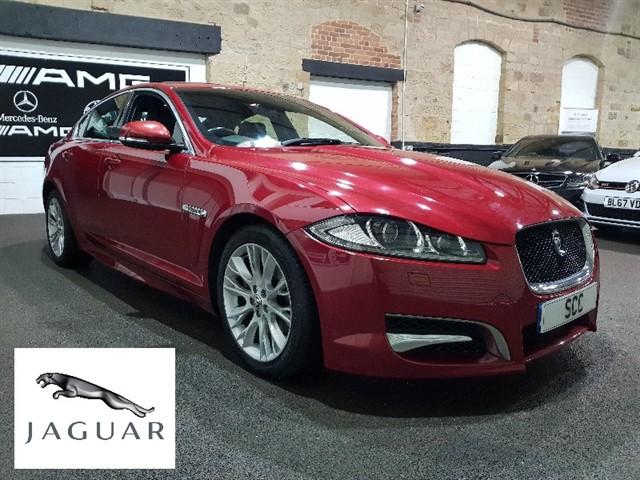 used Jaguar XF D SPORT LE in yeadon-leeds-for-sale