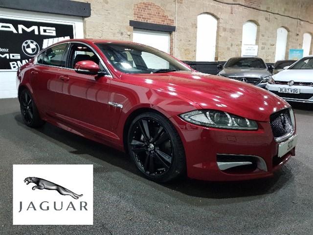 used Jaguar XF V6 S PORTFOLIO in yeadon-leeds-for-sale