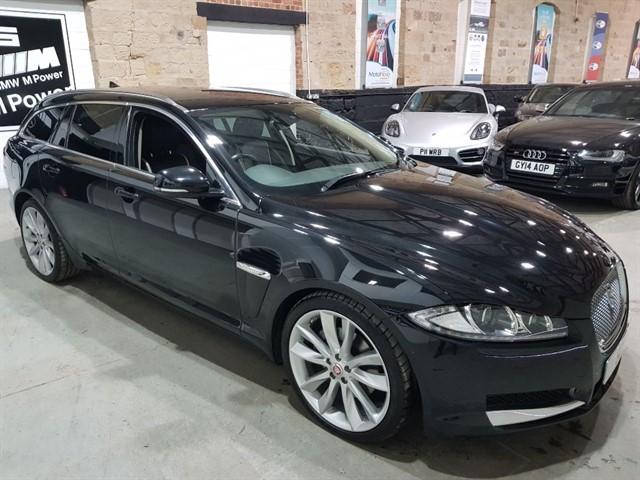 used Jaguar XF D V6 PORTFOLIO SPORTBRAKE in yeadon-leeds-for-sale