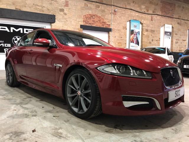 used Jaguar XF D R-SPORT in yeadon-leeds-for-sale