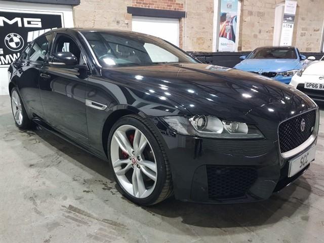 used Jaguar XF V6 S in yeadon-leeds-for-sale