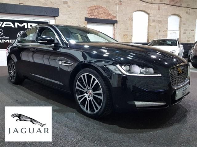 used Jaguar XF D PORTFOLIO AWD in yeadon-leeds-for-sale