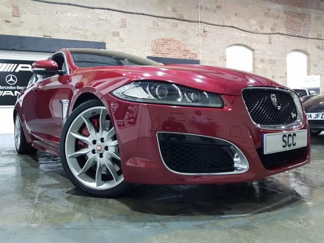 used Jaguar XF V8 R in yeadon-leeds-for-sale