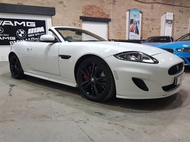 used Jaguar XKR XKR in yeadon-leeds-for-sale