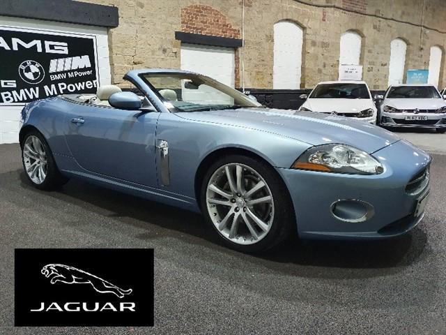 used Jaguar XK CONVERTIBLE in yeadon-leeds-for-sale