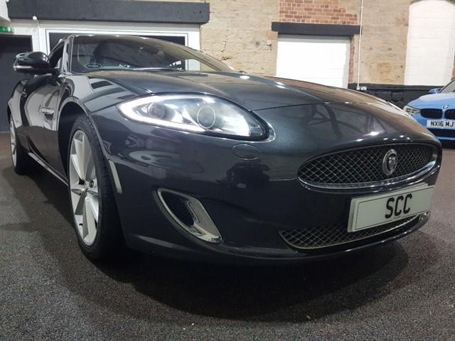 used Jaguar XK XK PORTFOLIO in yeadon-leeds-for-sale