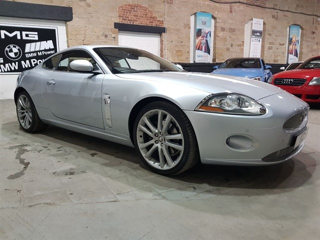 used Jaguar XK COUPE in yeadon-leeds-for-sale