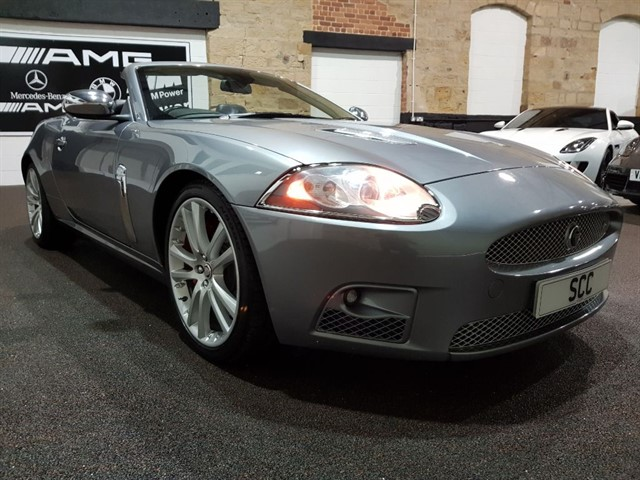 used Jaguar XKR XKR in yeadon-leeds-for-sale