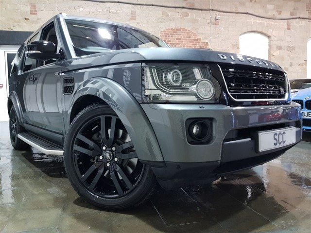 used Land Rover Discovery SDV6 HSE in yeadon-leeds-for-sale