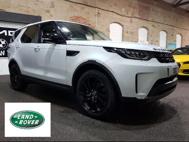 used Land Rover Discovery TD6 HSE in yeadon-leeds-for-sale