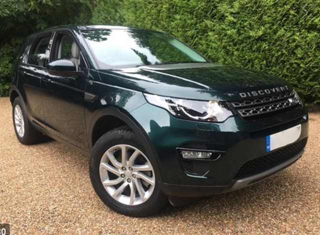 used Land Rover Discovery Sport TD4 SE TECH in yeadon-leeds-for-sale