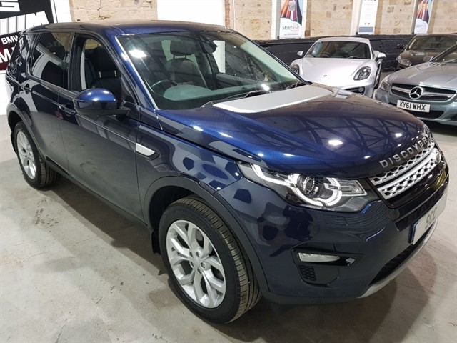 used Land Rover Discovery Sport TD4 HSE+PANROOF in yeadon-leeds-for-sale