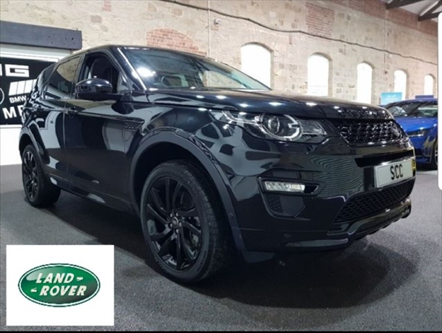 used Land Rover Discovery Sport SD4 HSE DYNAMIC LUXURY in yeadon-leeds-for-sale