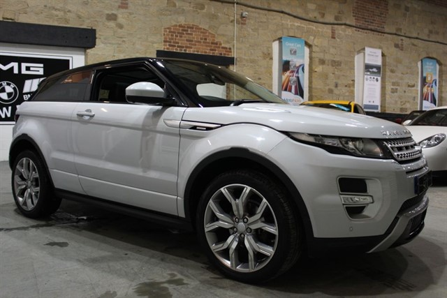 used Land Rover Range Rover Evoque SD4 AUTOBIOGRAPHY in yeadon-leeds-for-sale