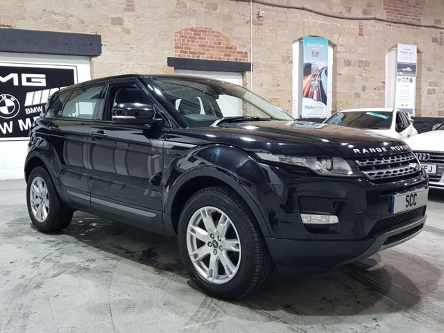 used Land Rover Range Rover Evoque SD4 PURE TECH in yeadon-leeds-for-sale