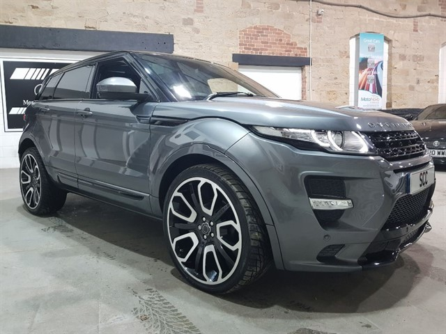 used Land Rover Range Rover Evoque EVOQUE OVERFINCH GTS in yeadon-leeds-for-sale