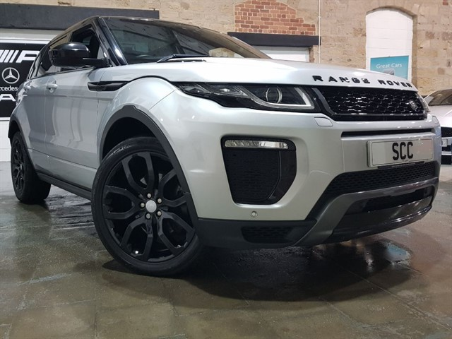 used Land Rover Range Rover Evoque TD4 HSE DYNAMIC in yeadon-leeds-for-sale