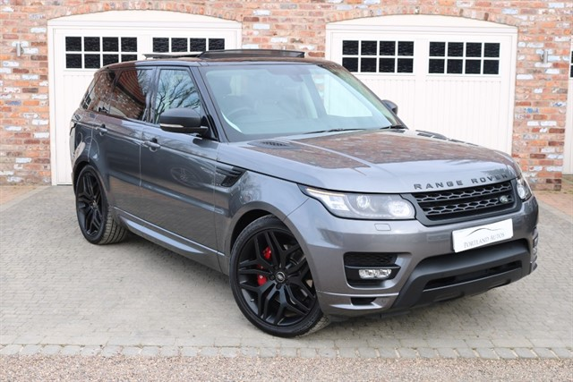 used Land Rover Range Rover Sport SDV6 HSE DYNAMIC in yeadon-leeds-for-sale