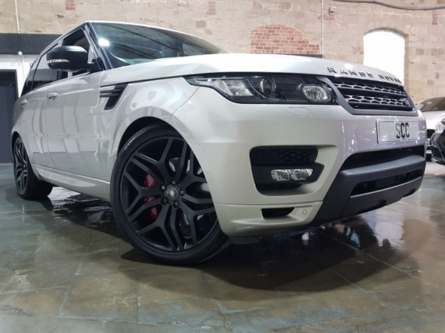 used Land Rover Range Rover Sport SDV6 AUTOBIOGRAPHY DYNAMIC in yeadon-leeds-for-sale