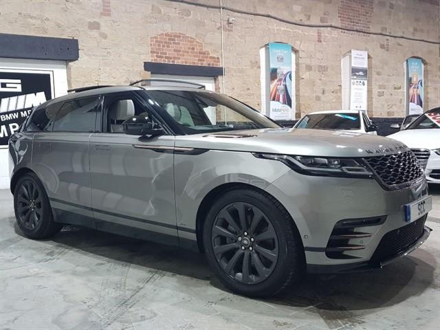used Land Rover Range Rover Velar R-DYNAMIC SE in yeadon-leeds-for-sale