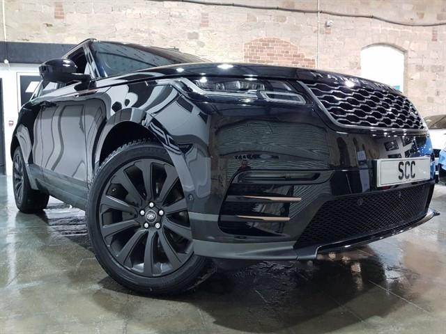 used Land Rover Range Rover Velar R-DYNAMIC S in yeadon-leeds-for-sale
