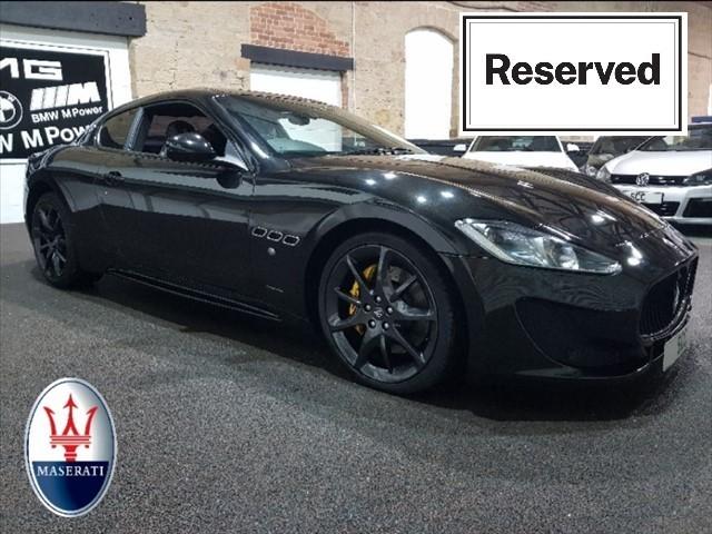 used Maserati Granturismo SPORT in yeadon-leeds-for-sale
