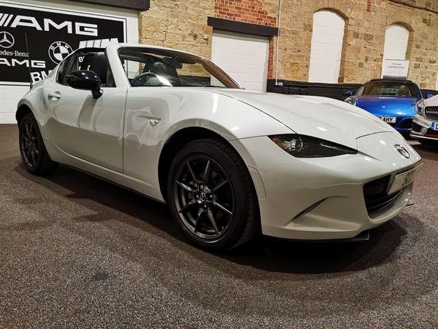 used Mazda MX-5 RF SPORT NAV in yeadon-leeds-for-sale