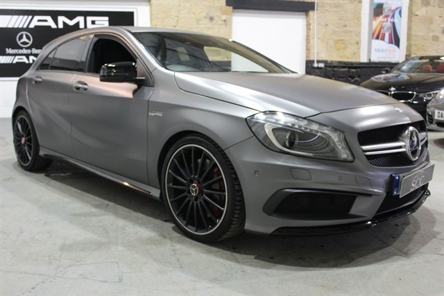 used Mercedes A45 AMG A45 AMG 4MATIC in yeadon-leeds-for-sale