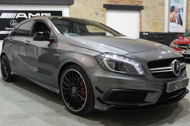 used Mercedes A45 AMG 4MATIC in yeadon-leeds-for-sale