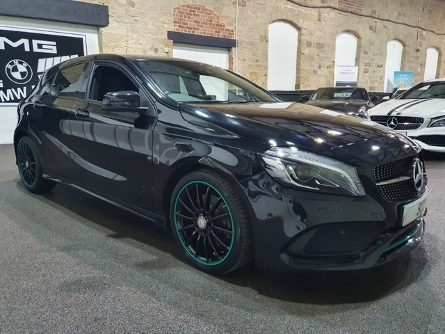 used Mercedes A220 A220 D MOTORSPORT EDITION in yeadon-leeds-for-sale