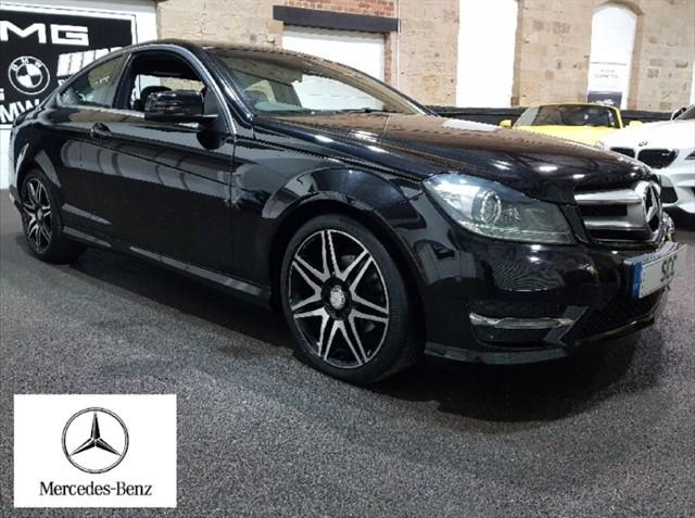 used Mercedes C250 CDI BLUEEFFICIENCY AMG SPORT PLUS in yeadon-leeds-for-sale