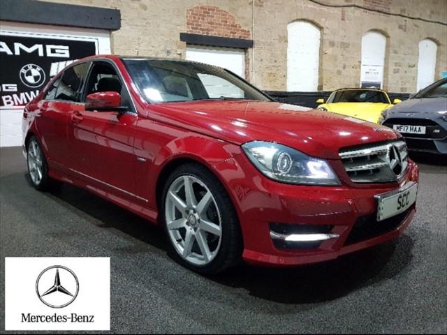 used Mercedes C250 CDI BLUEEFFICIENCY SPORT in yeadon-leeds-for-sale