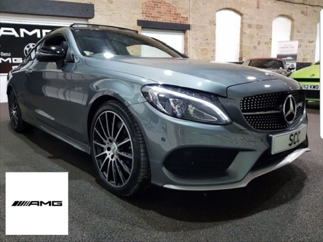 used Mercedes C43 AMG C-CLASS AMG C 43 4MATIC PREMIUM PLUS in yeadon-leeds-for-sale
