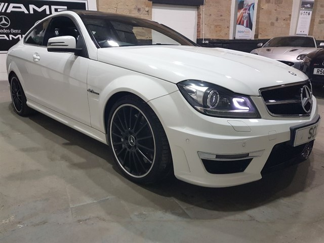 used Mercedes C63 AMG AMG in yeadon-leeds-for-sale