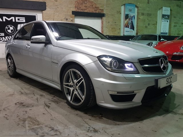 used Mercedes C63 AMG C63 AMG  in yeadon-leeds-for-sale