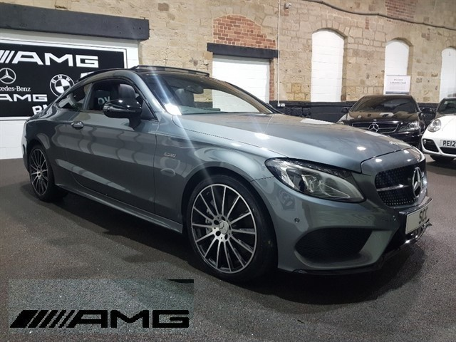 used Mercedes C43 AMG AMG C 43 4MATIC PREMIUM in yeadon-leeds-for-sale