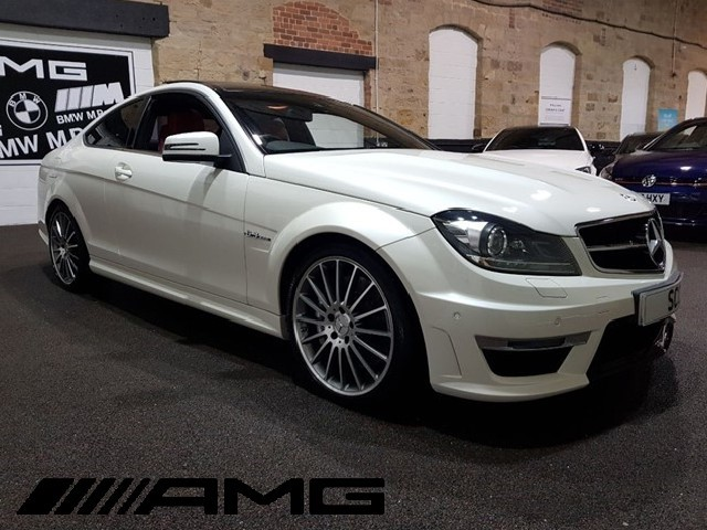 used Mercedes C63 AMG  in yeadon-leeds-for-sale