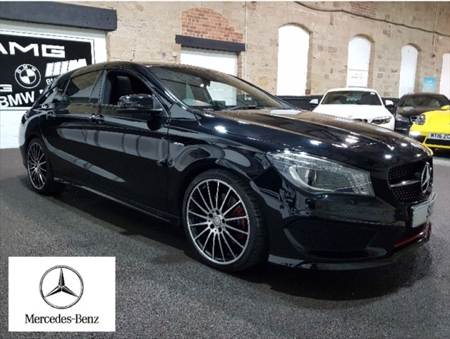 used Mercedes CLA250 CLA CLA250 4MATIC ENGINEERED BY AMG in yeadon-leeds-for-sale