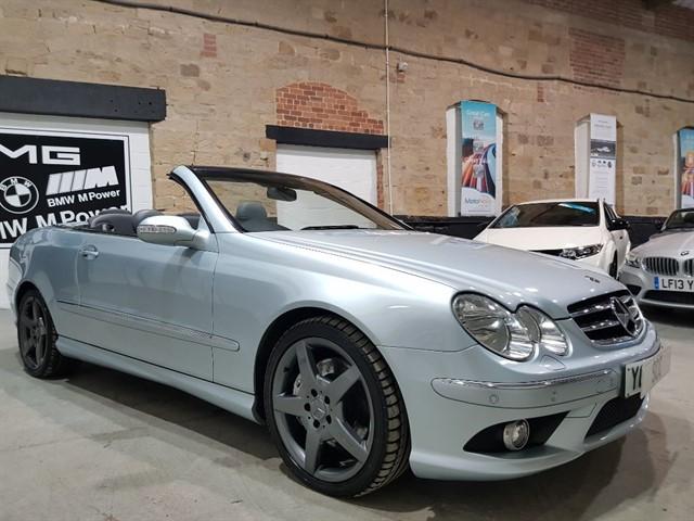used Mercedes CLK280 CLK CLK280 SPORT in yeadon-leeds-for-sale