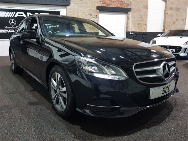 used Mercedes E220 BLUETEC SE in yeadon-leeds-for-sale