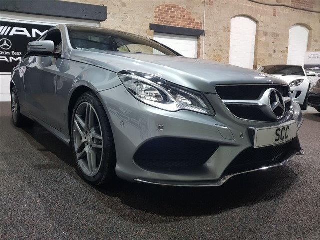 used Mercedes E250 CDI AMG SPORT in yeadon-leeds-for-sale