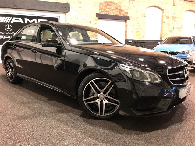 used Mercedes E350 AMG NIGHT EDITION in yeadon-leeds-for-sale