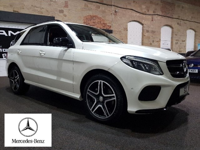 used Mercedes GLE250 E-CLASS GLE 250 D 4MATIC AMG LINE in yeadon-leeds-for-sale