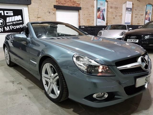 used Mercedes SL500 SL500 in yeadon-leeds-for-sale