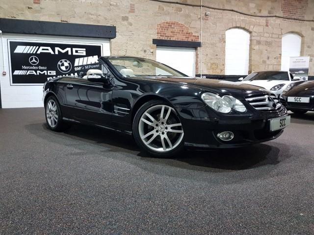 used Mercedes SL SL350 in yeadon-leeds-for-sale