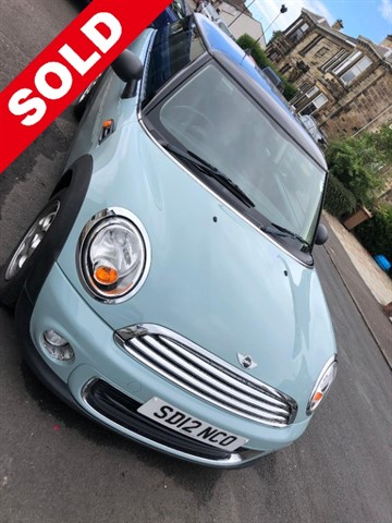 used MINI Hatch ONE AVENUE in yeadon-leeds-for-sale