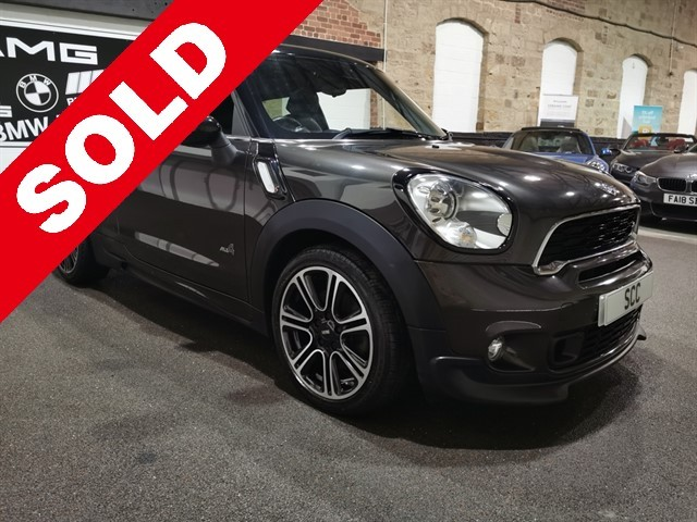 used MINI Paceman COOPER S ALL4 in yeadon-leeds-for-sale