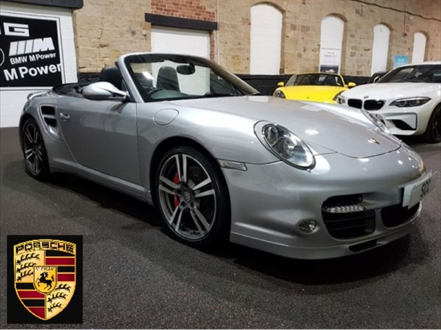 used Porsche 911 Turbo PDK in yeadon-leeds-for-sale