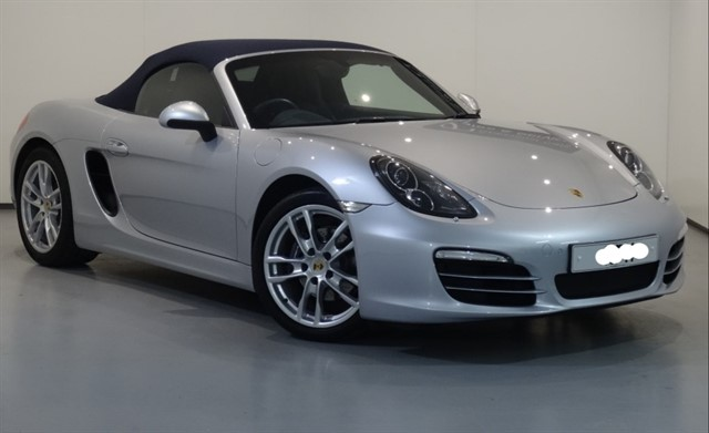 used Porsche Boxster 24V in yeadon-leeds-for-sale