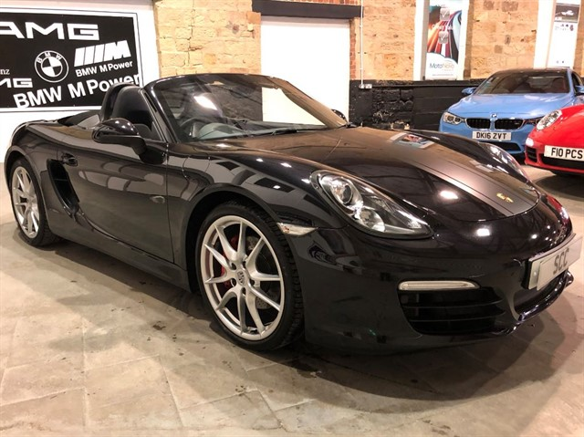used Porsche Boxster 24V S PDK in yeadon-leeds-for-sale